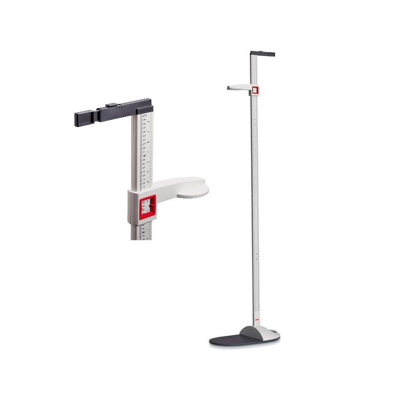 Seca 217 Stand Alone Height Measure with detail