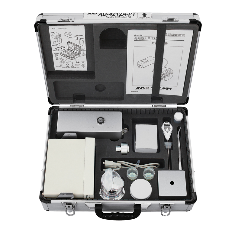 A&D AD-4212-PT Carrying case