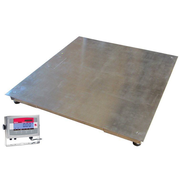 FWS-Stainless-Steel-Floor-Platform-Scale