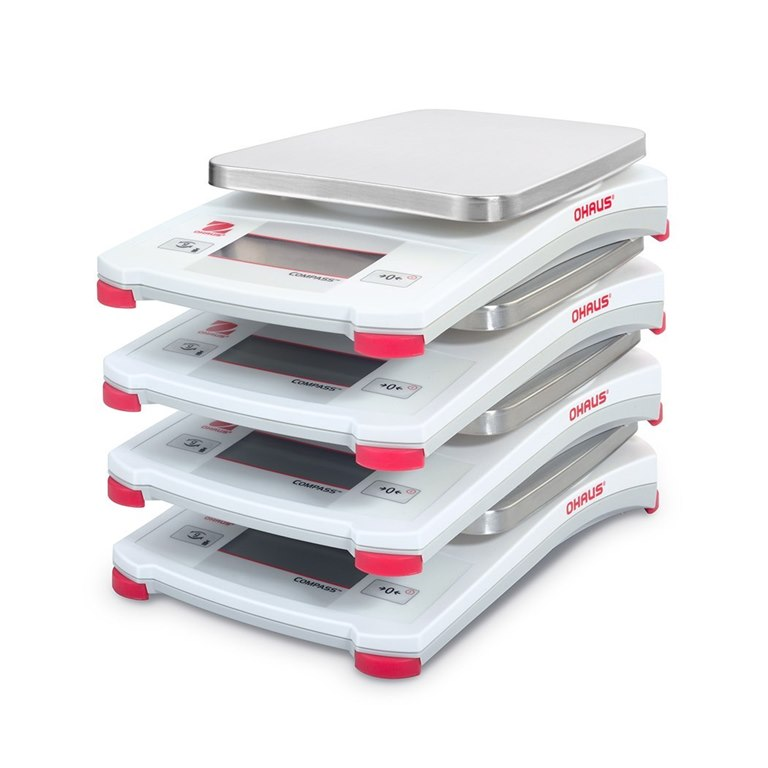 Ohaus CX Compact Scales Stackable