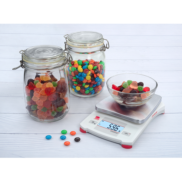 Ohaus CX Compact Scales with sweets