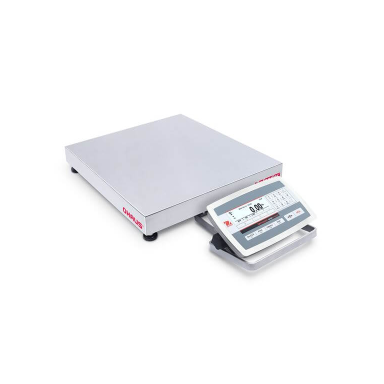 Ohaus Defender 5000 Front Mount Stainless Scales