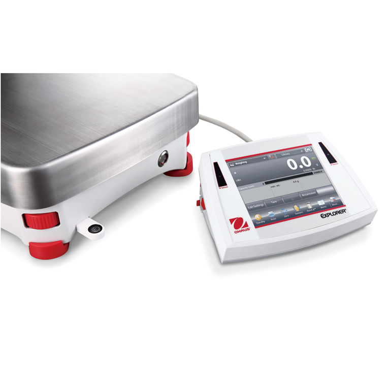 Ohaus Explorer High Capacity Balance separate