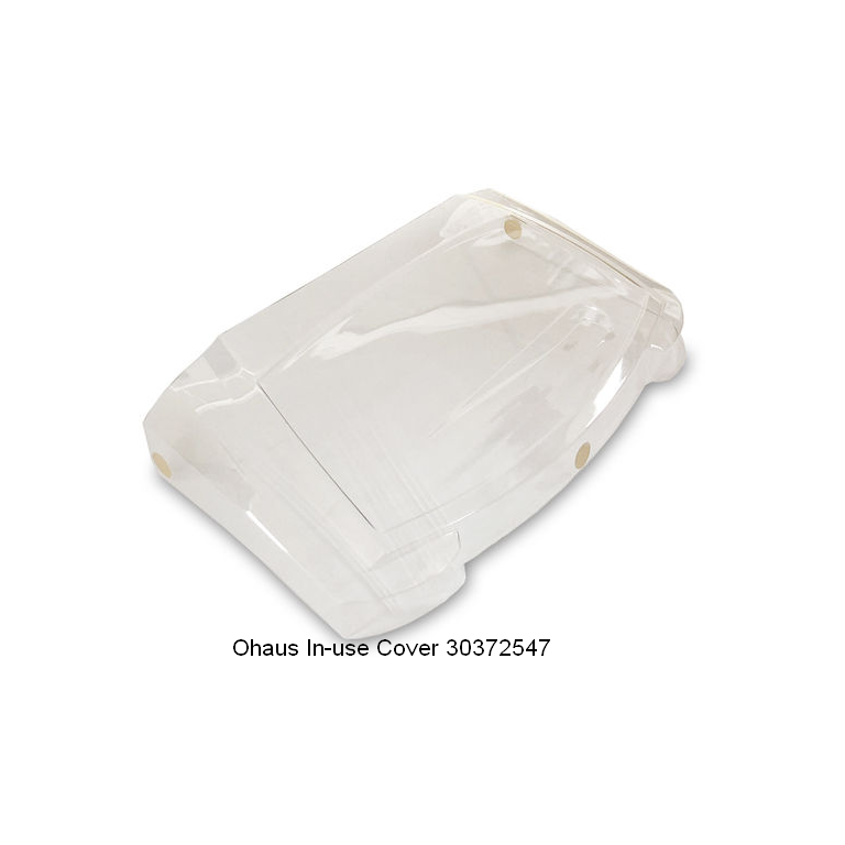 Ohaus In-use Cover 30372547