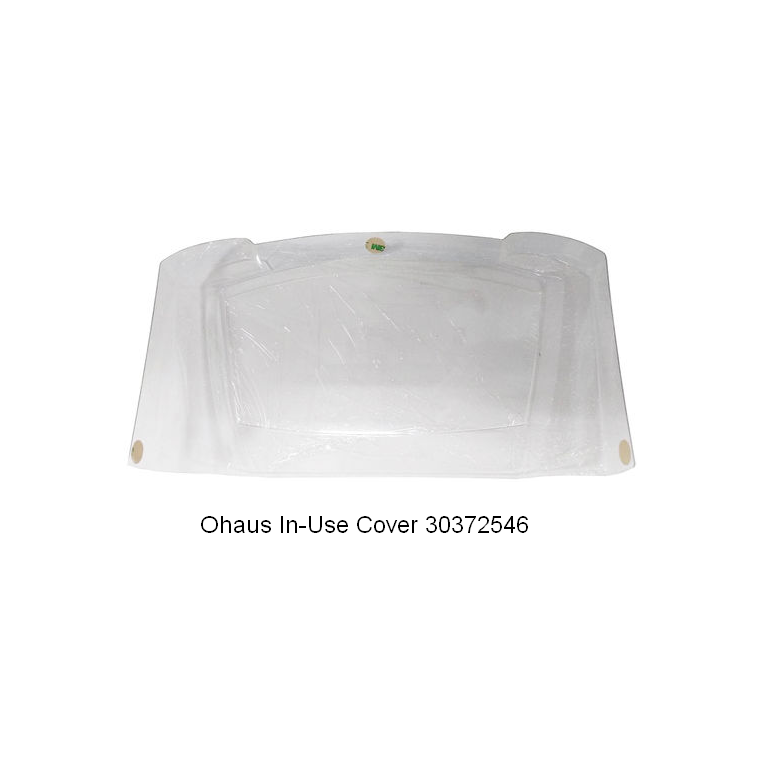 Ohaus In-use cover 30372556