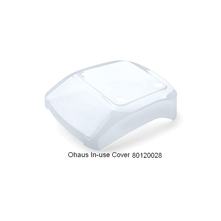 Ohaus Ranger 1000 Count In-use cover 80120028