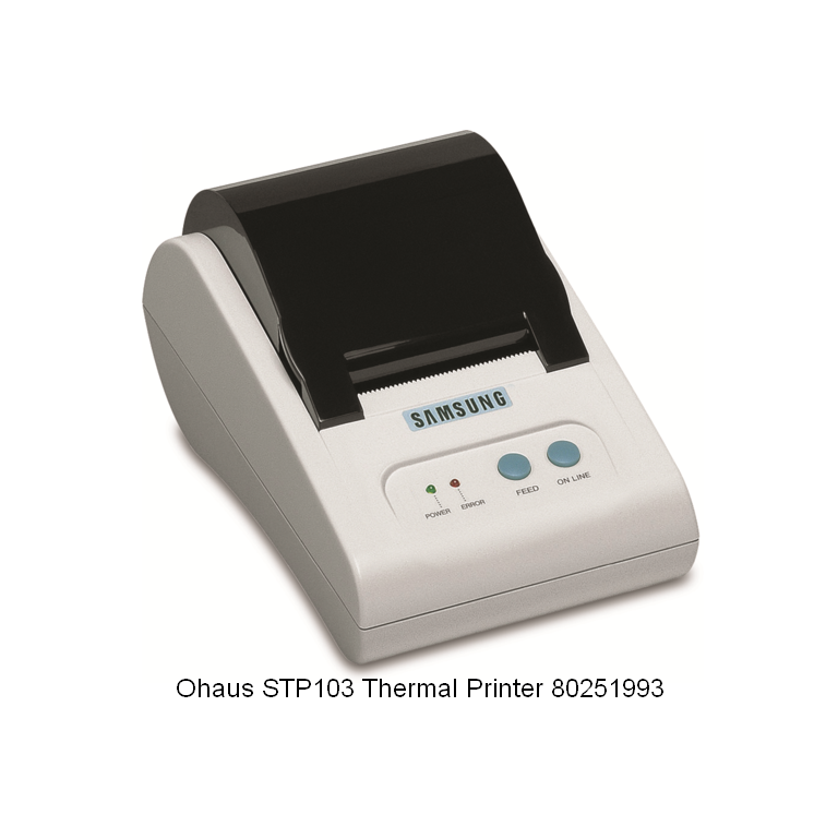 Ohaus STP103 Thermal Printer 80251993