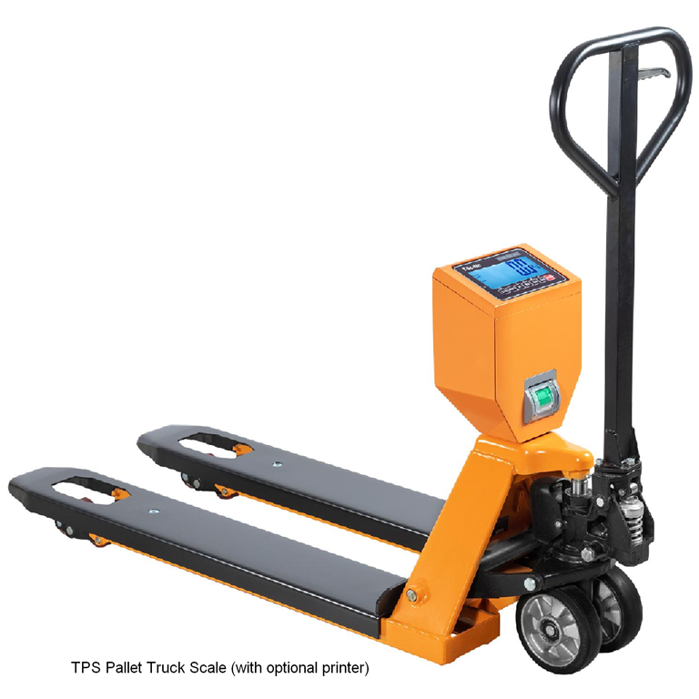 T-Scale-TPS-Pallet-Truck-Scale (optional printer)