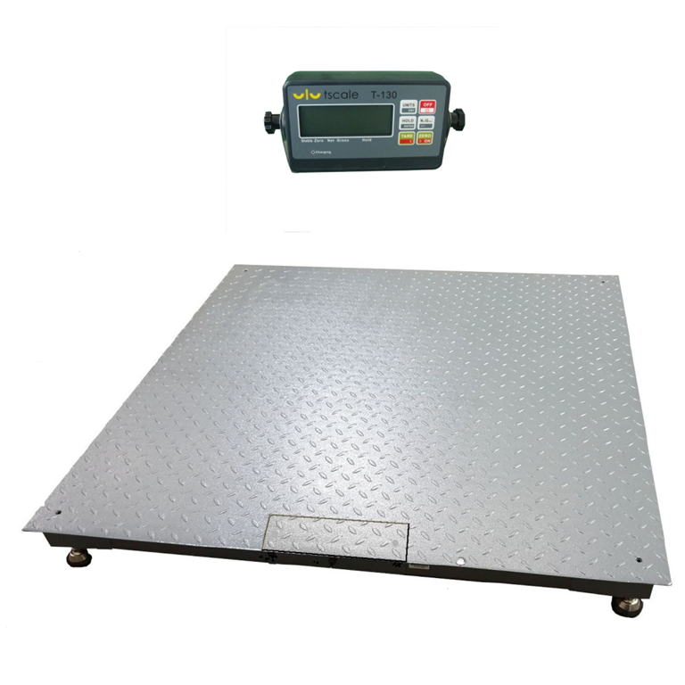 Turier MP Heavy Duty Platform Scale